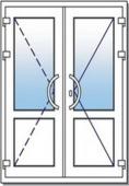Фурнитура (дверная группа)