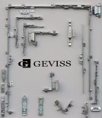 Оконная фурнитура - Geviss